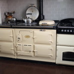 Aga with additional Gas cooker