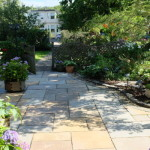 Patio to Pathway